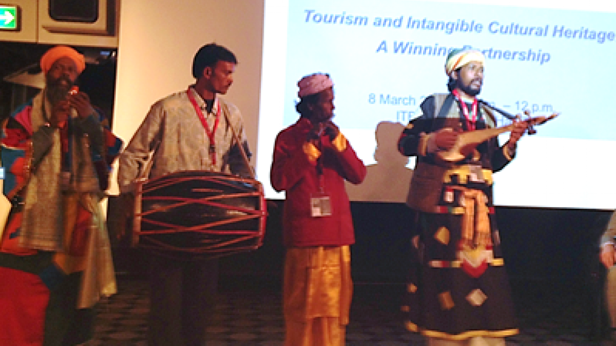 Tourism and Intangible Cultural Heritage: A Winning Partnership
