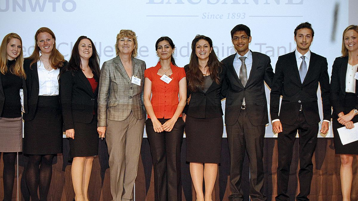 EHL/UNWTO Silk Road Strategy Challenge 2012: Students' strategies