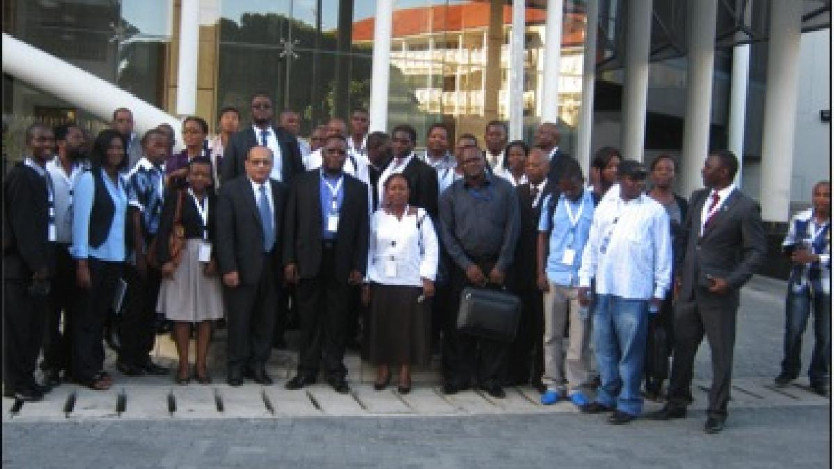 4th Statistics Workshop with RETOSA, in Tanzania, from 18 to 21 March 2013