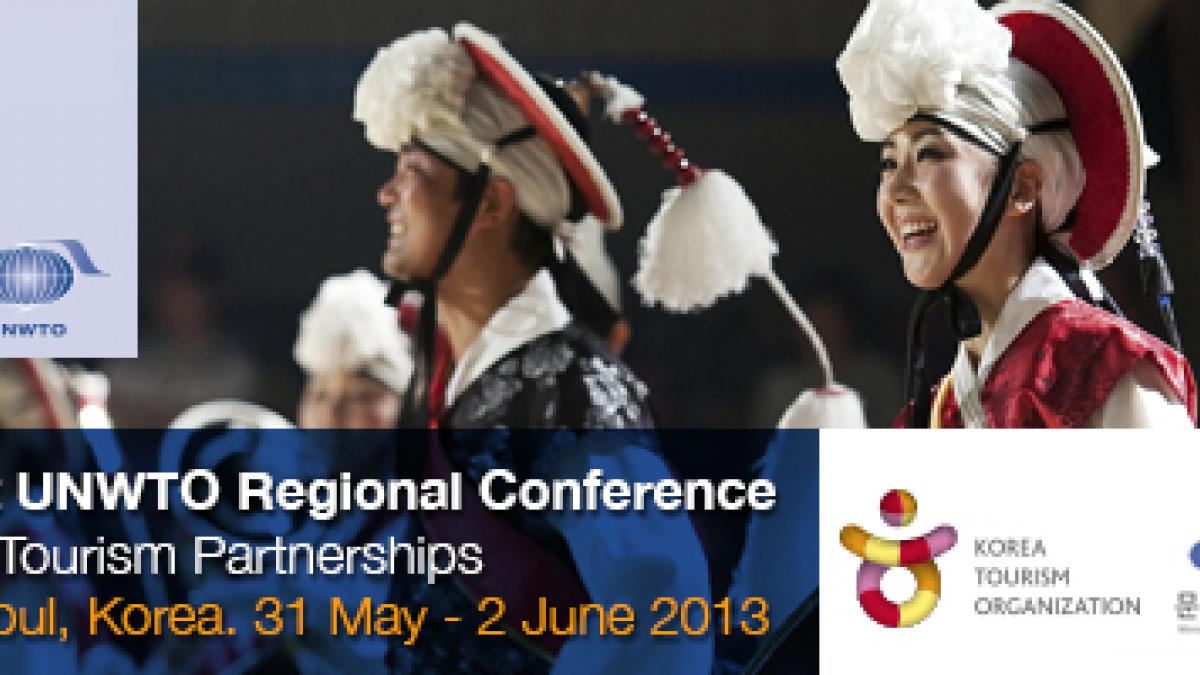 1st UNWTO Regional Conference on Tourism Partnerships: Future Tourism for Asia and the Pacific