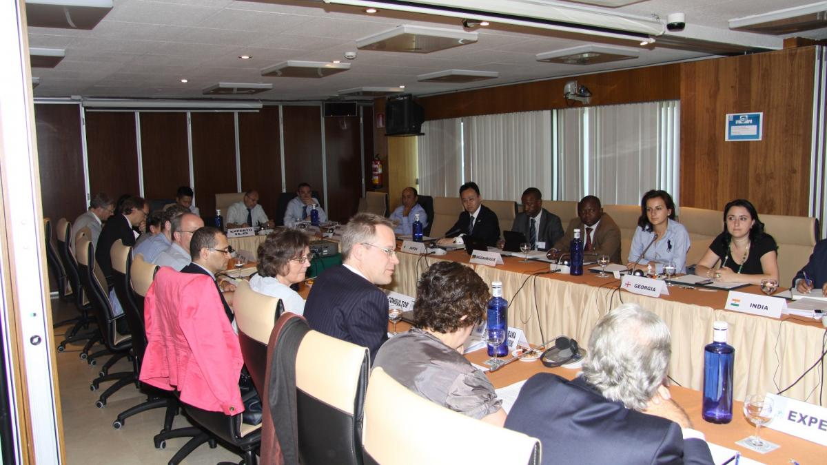 Thirteenth meeting - Committee on Statistics and the Tourism Satellite Account