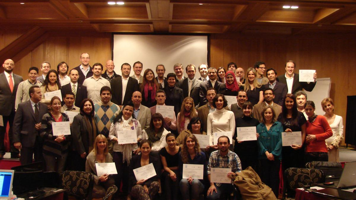 The UNWTO International Capacity Building Course in Argentina has finalized