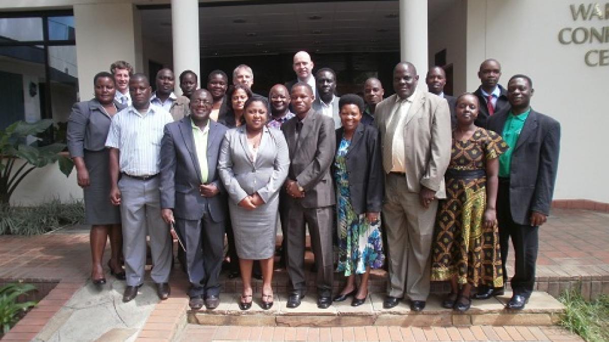 Regional Capacity Building Seminar in Nairobi, Kenya, from 21 to 23 May 2013