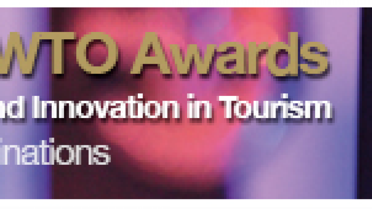 UNWTO Awards 2013 - Call for Nominations