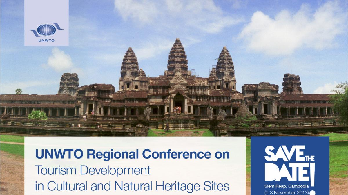 UNWTO Regional Conference on Tourism Development in Cultural and Natural Heritage Sites