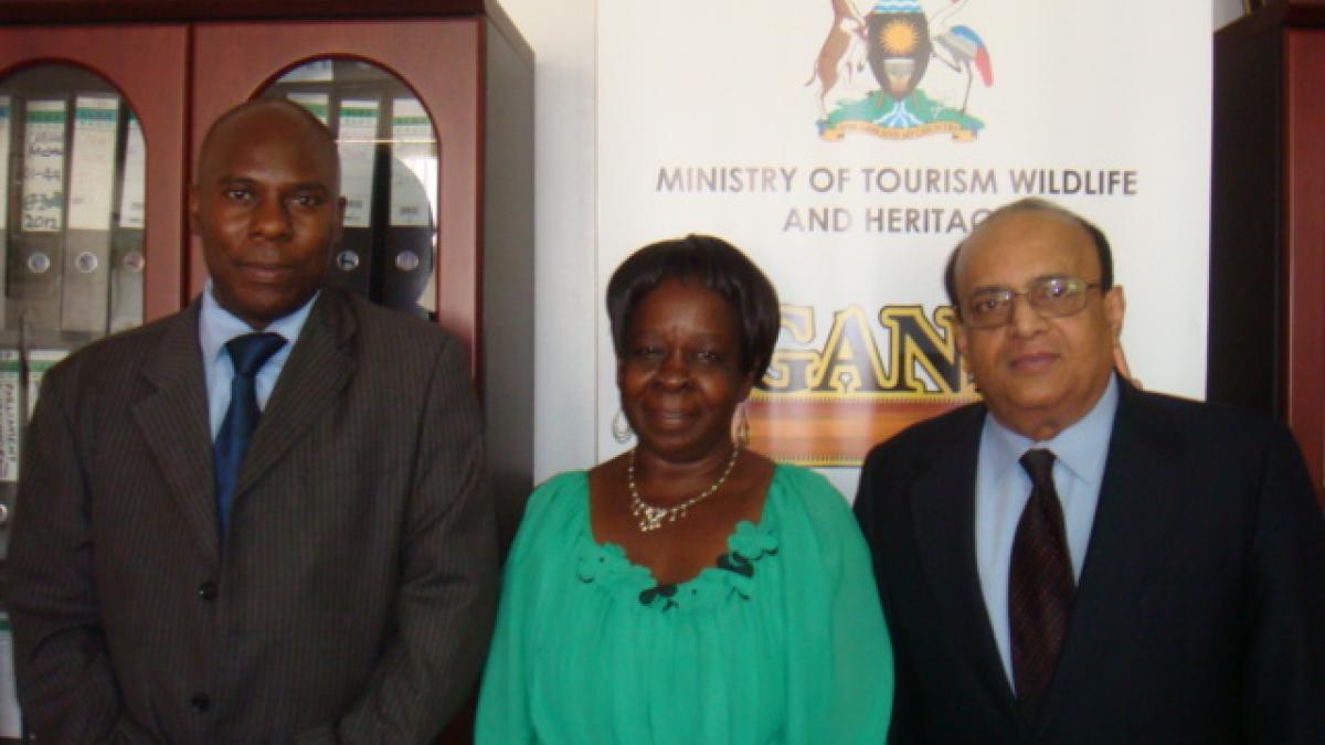 Uganda, National Workshop on Tourism Policy, June 2013