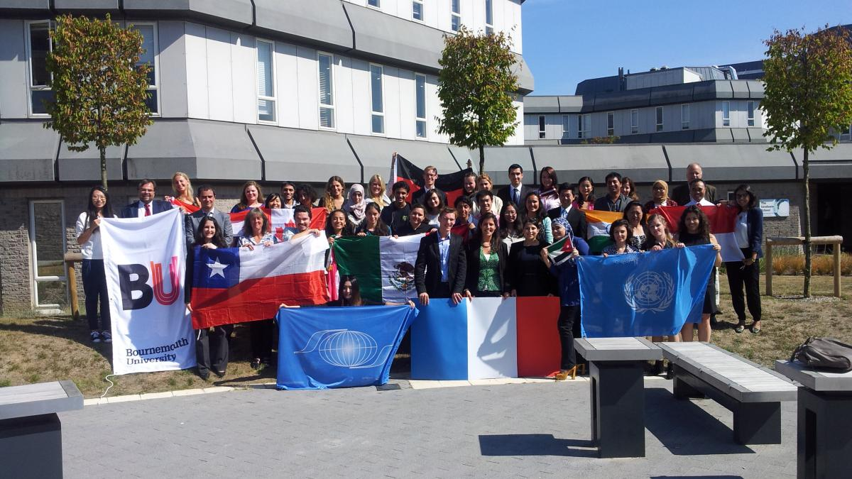 First International Meeting of the UNWTO.TedQual Students´ Advisory Board