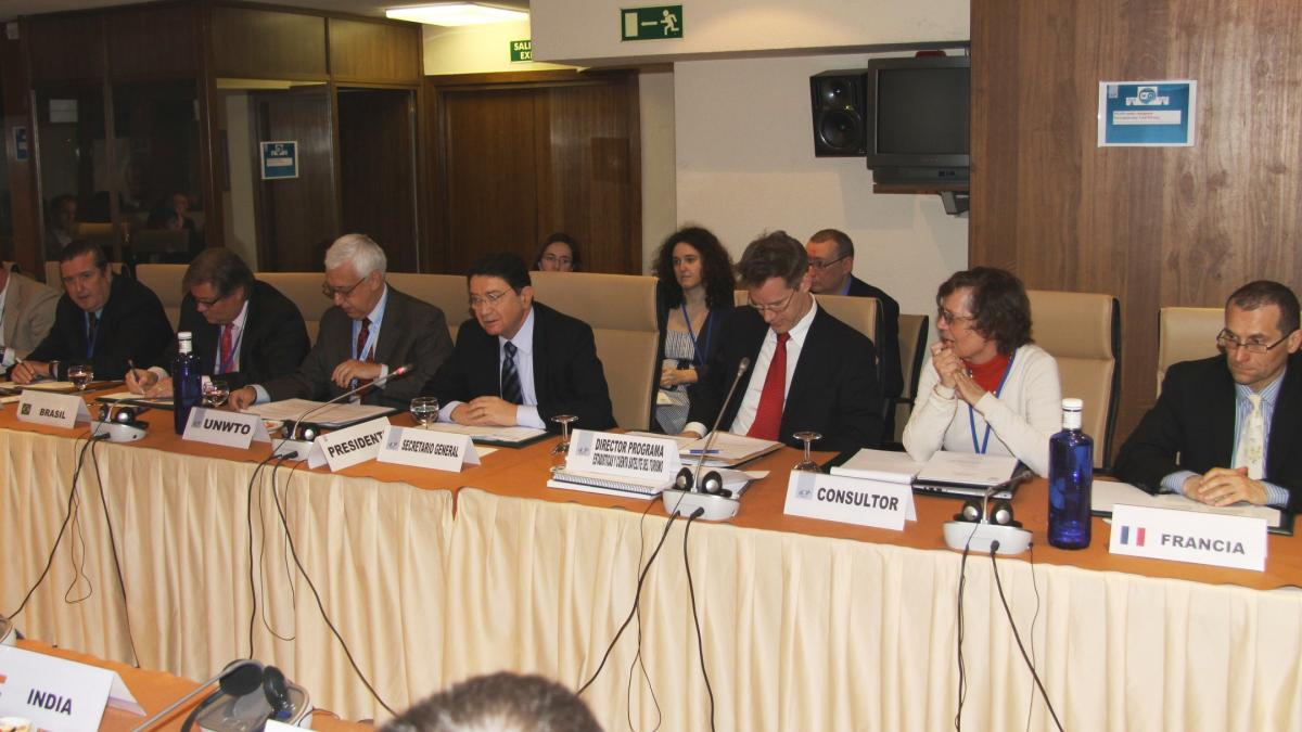 Fourteenth meeting - Committee on Statistics and the Tourism Satellite Account