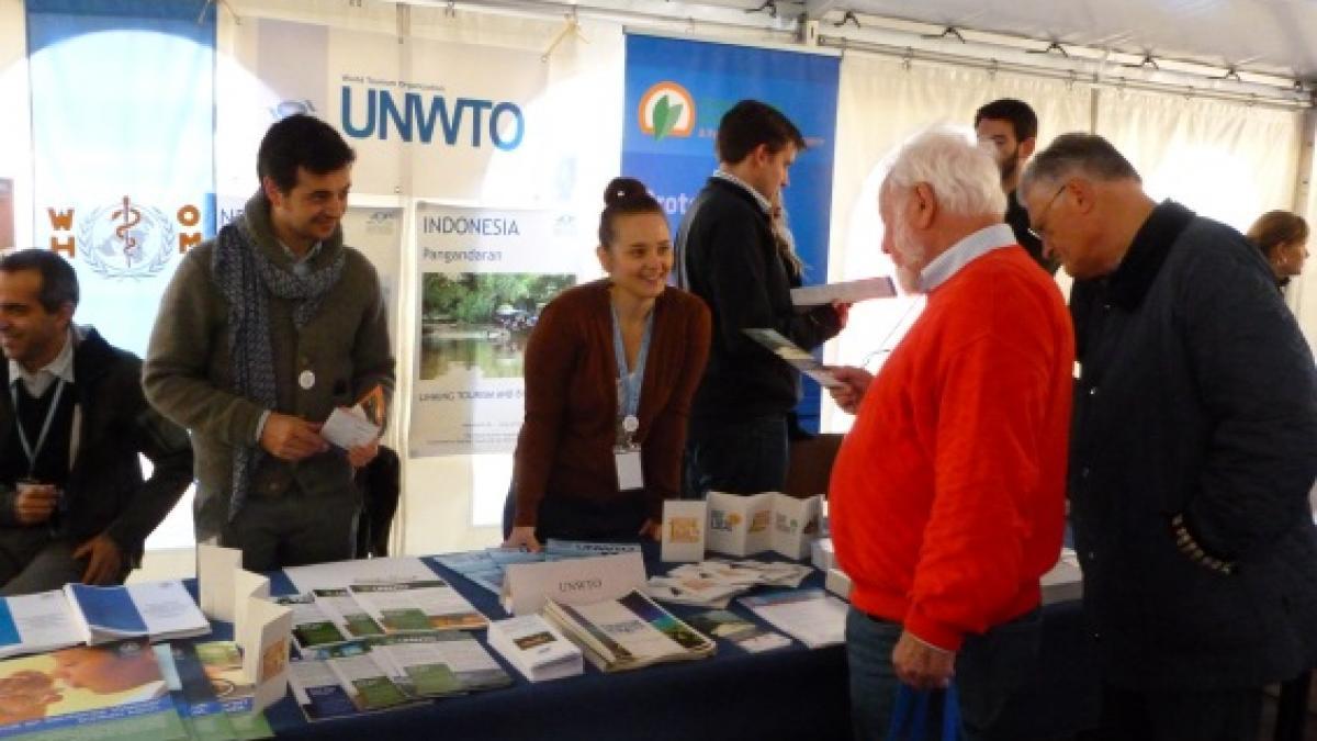 UNWTO participates at UN Open Day in Bonn