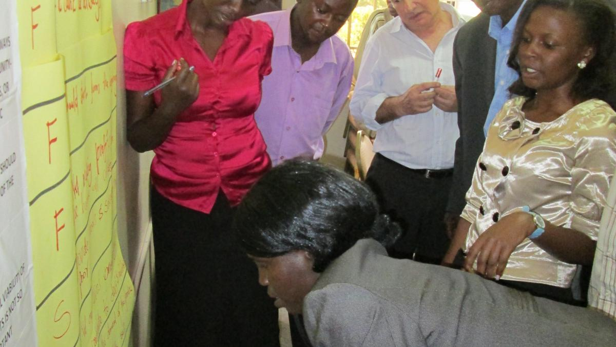 Support for Development of Inclusive Markets in Tourism in Uganda