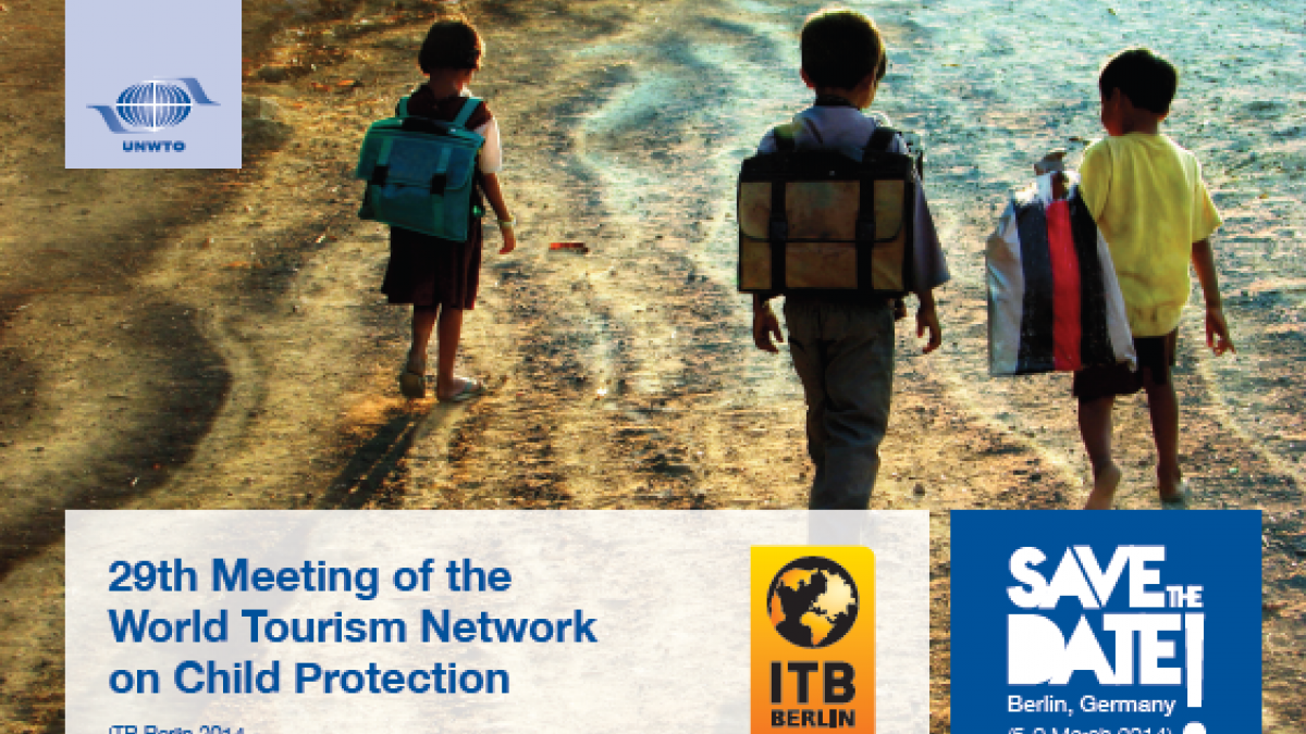29th meeting of the World Tourism Network on Child Protection