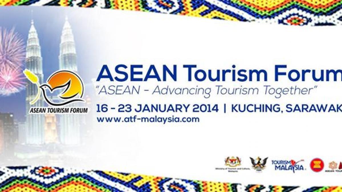 ASEAN Tourism Forum 2014