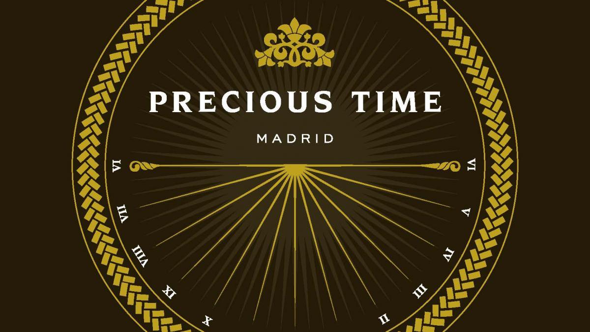 The Madrid Precious Time Presentation