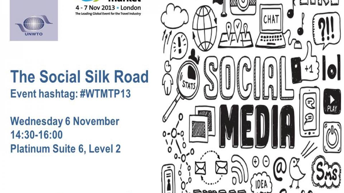 Special Social Media Report on the Silk Road launched by Travel Perspective for WTM