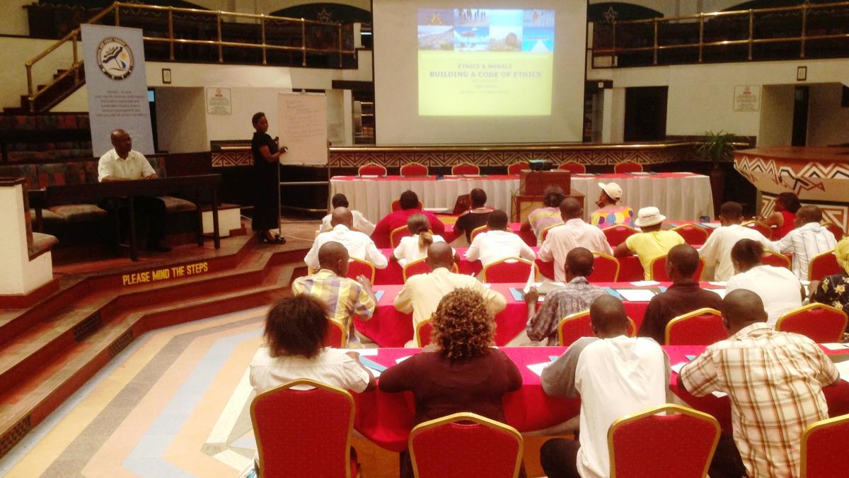 ST-EP Project promotes collaboration between beach operators and hotels along the Kenyan coast