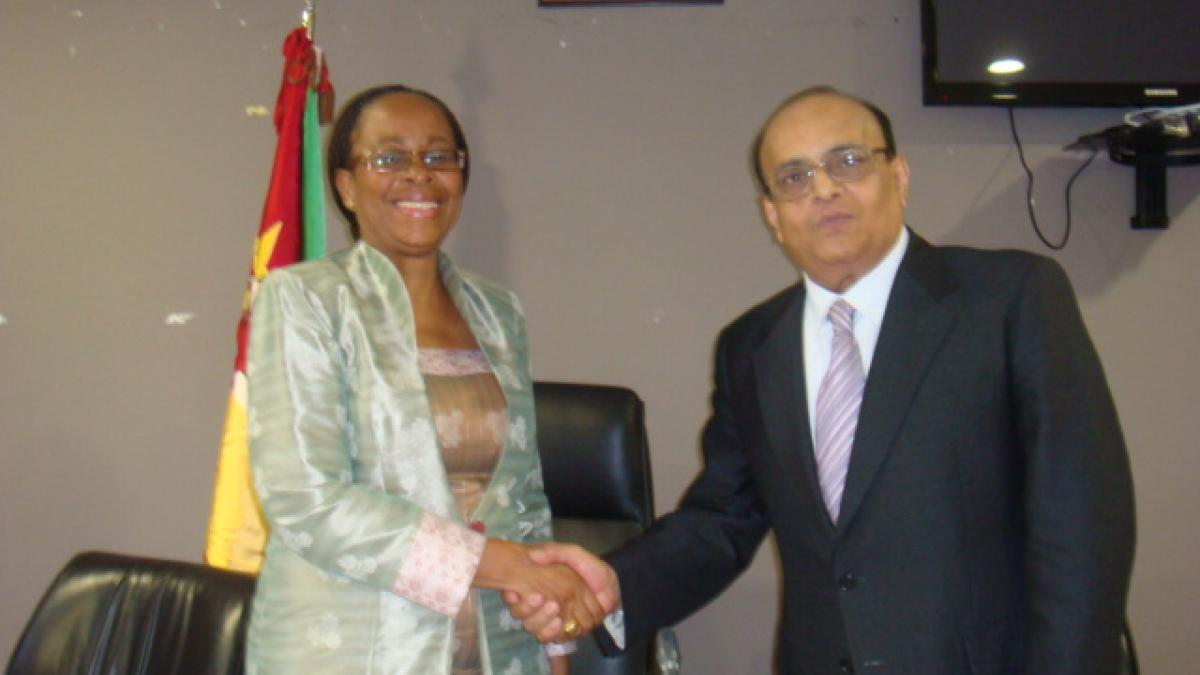 Preparing a new Strategic Tourism Development Plan for Mozambique