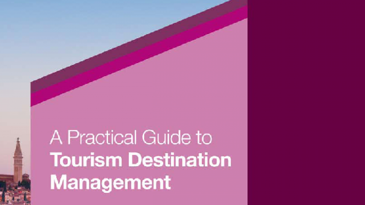 French version of the Practical Guide to Destination Management