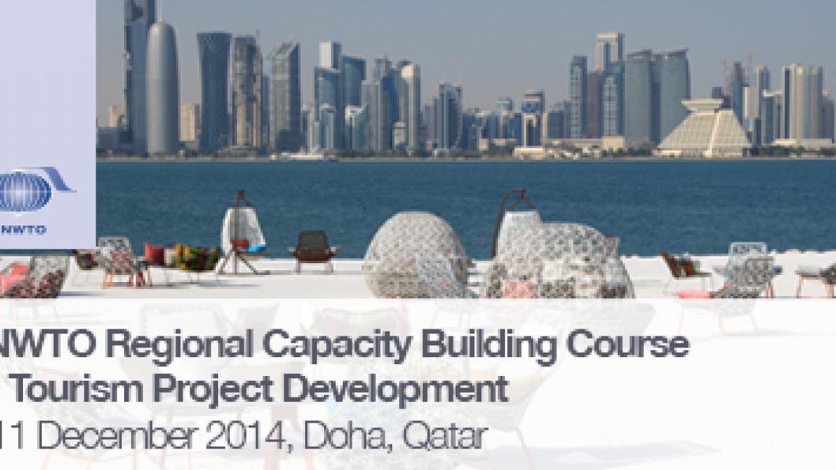 REGISTRATION - UNWTO Regional Capacity Building Course on Sustainable Tourism Project Development