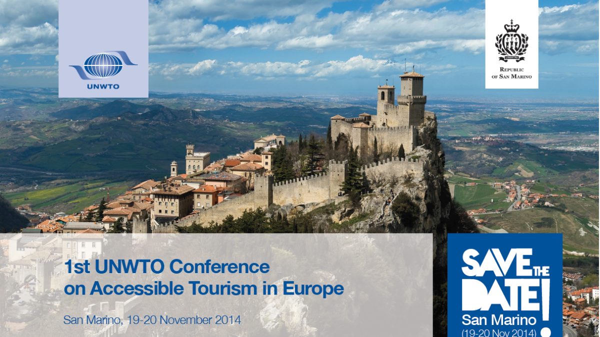 First UNWTO Conference on Accessible Tourism in Europe