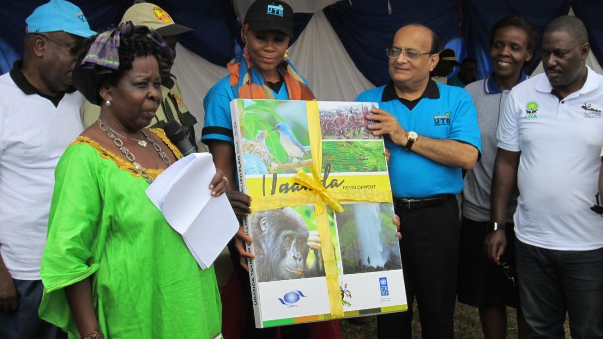 Uganda Launches Tourism Development Master Plan on World Tourism Day