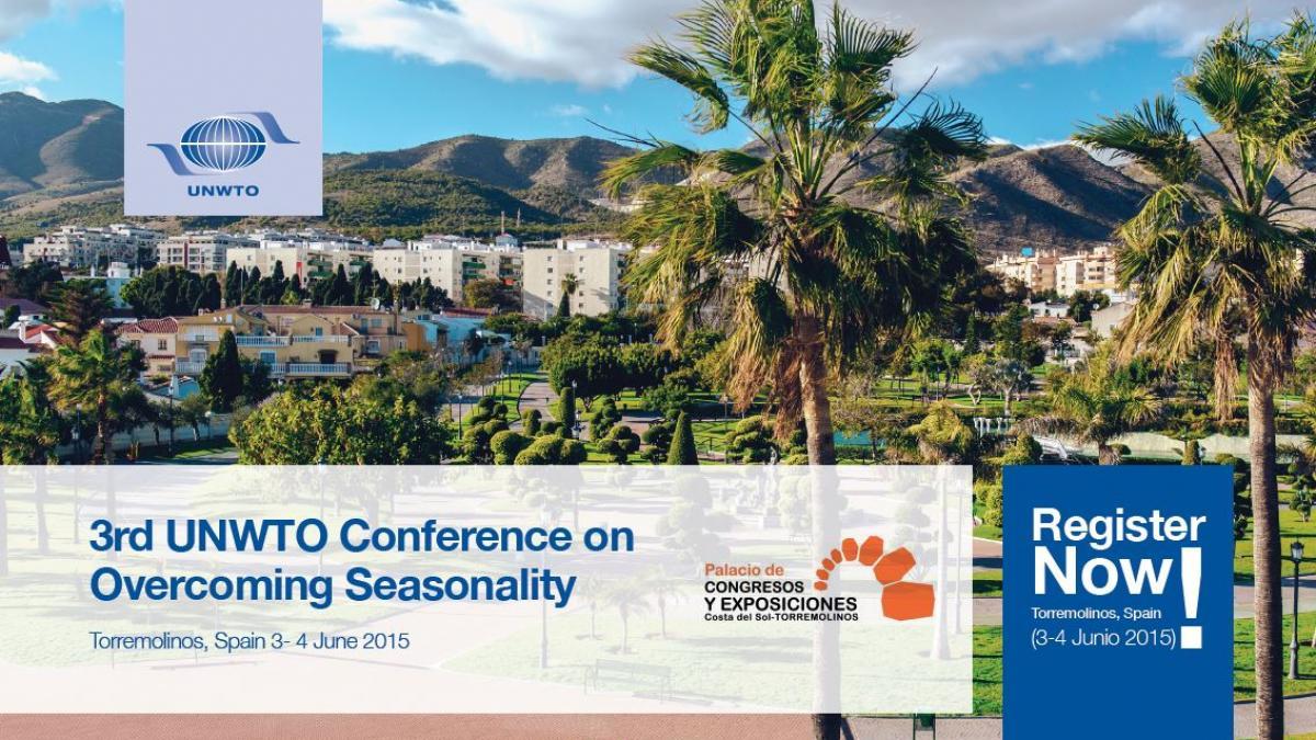 3rd UNWTO Conference on Overcoming Seasonality
