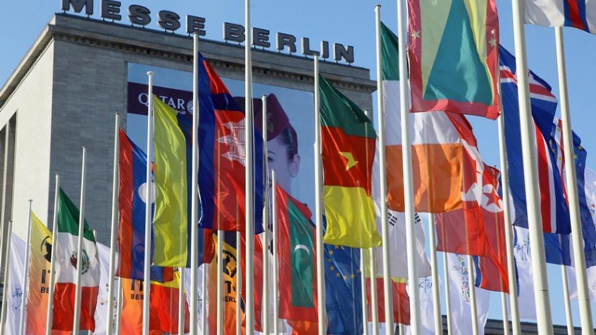Пятая Встреча министров туризма стран Шелкового пути на ITB Берлин
