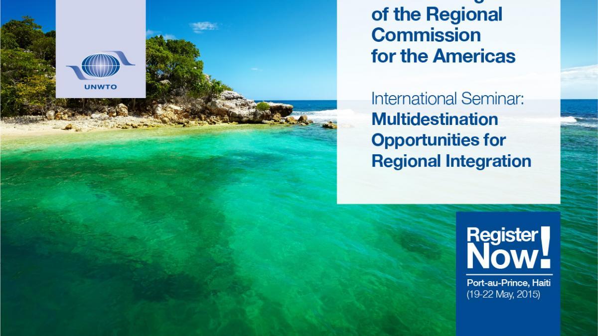 International Seminar: Multidestination Opportunities for Regional Integration