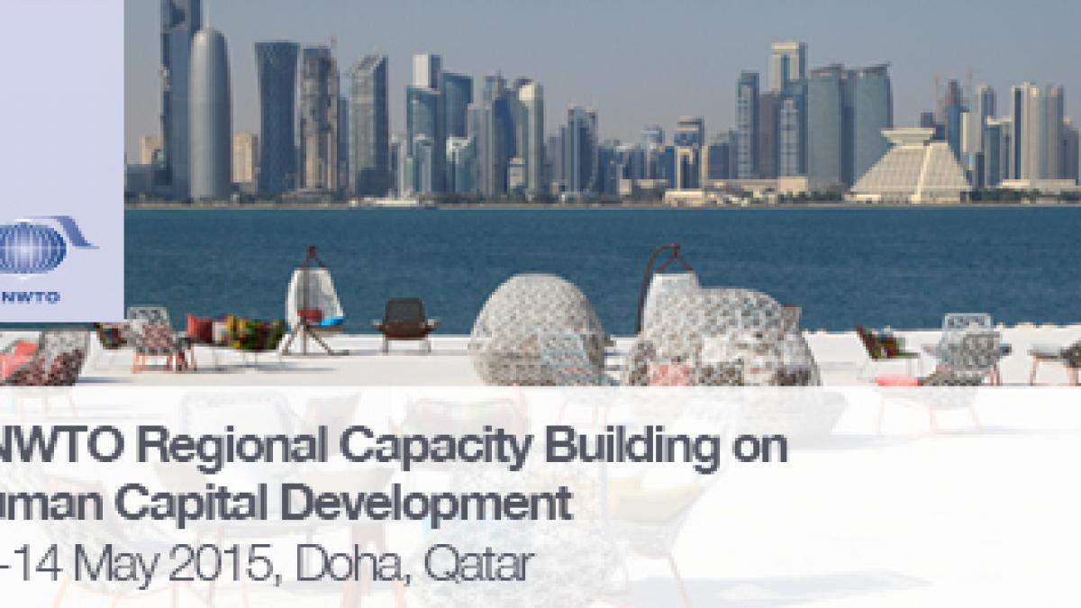 UNWTO Regional Capacity Building Course on Human Capital Development