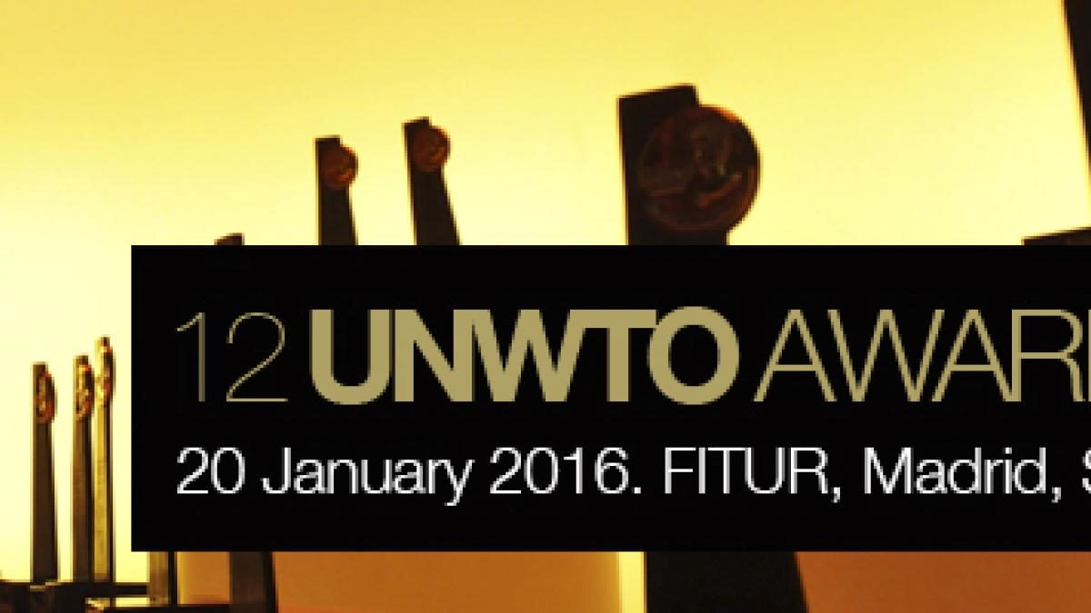 12th UNWTO Awards