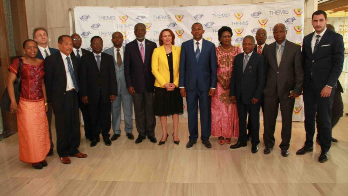 UNWTO Capacity Building Course on Tourism Policy and Strategy in the Democratic Republic of Congo