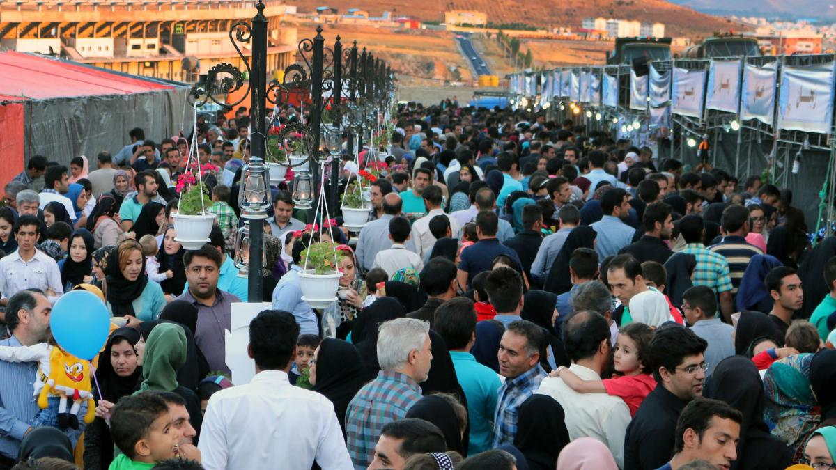First ECO - Silk Road Food Festival