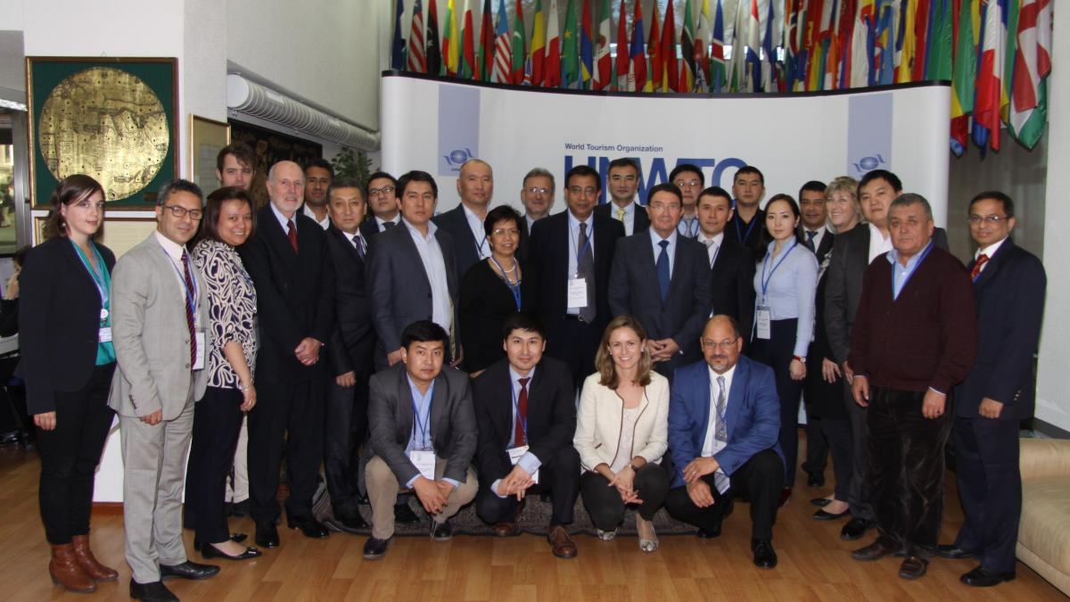 UNWTO hosts 3rd Meeting of Joint Working Group of the Almaty Bishkek Corridor Initiative (ABCI)