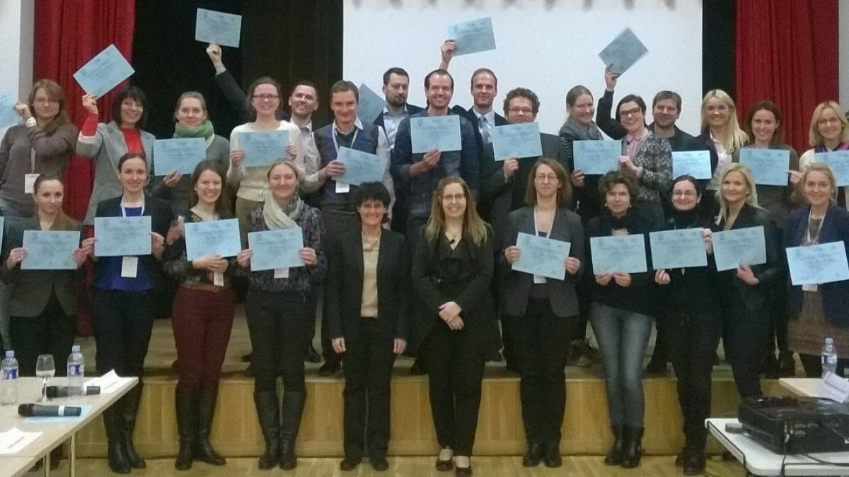 The UNWTO workshop in Lithuania finished on 25th November
