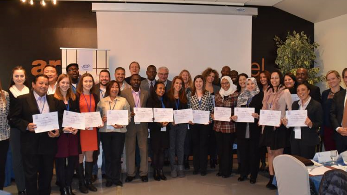 The 2015 UNWTO Practicum finished on 29th November