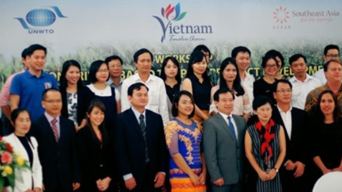 Mekong River-based Tourism Product Development Workshop was held in Da Nang, Viet Nam