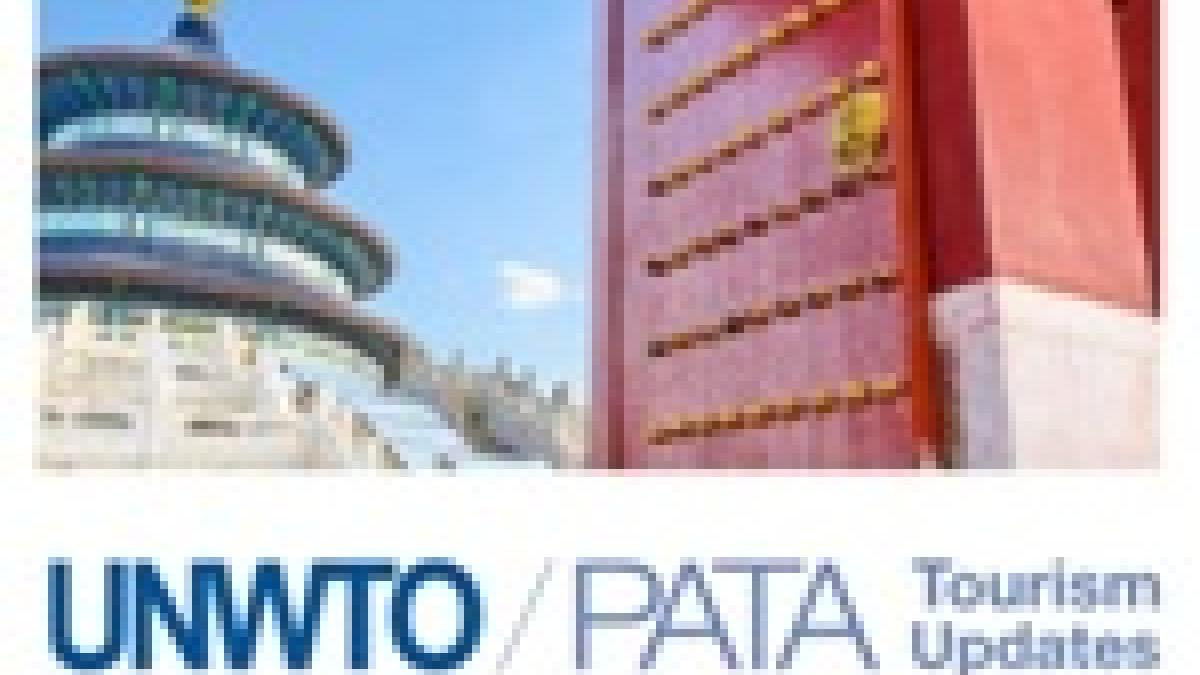 UNWTO / PATA Tourism Updates Issue 3