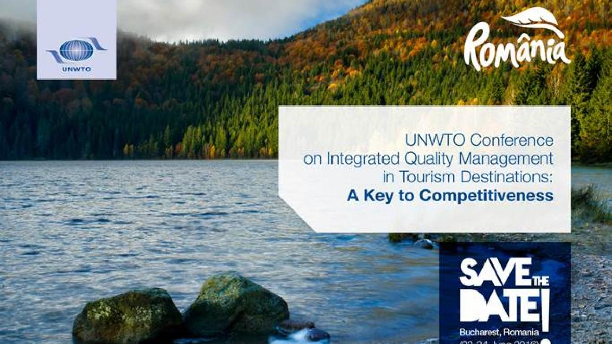 International Conference on Integrated Quality Management in Tourism Destinations