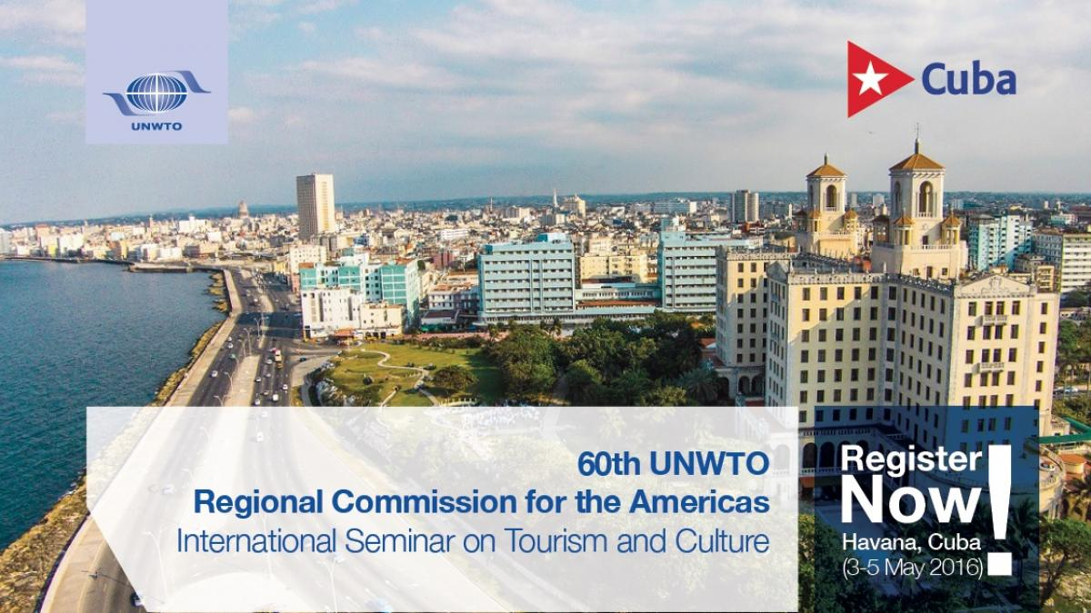 60th UNWTO Regional Commission for the Americas