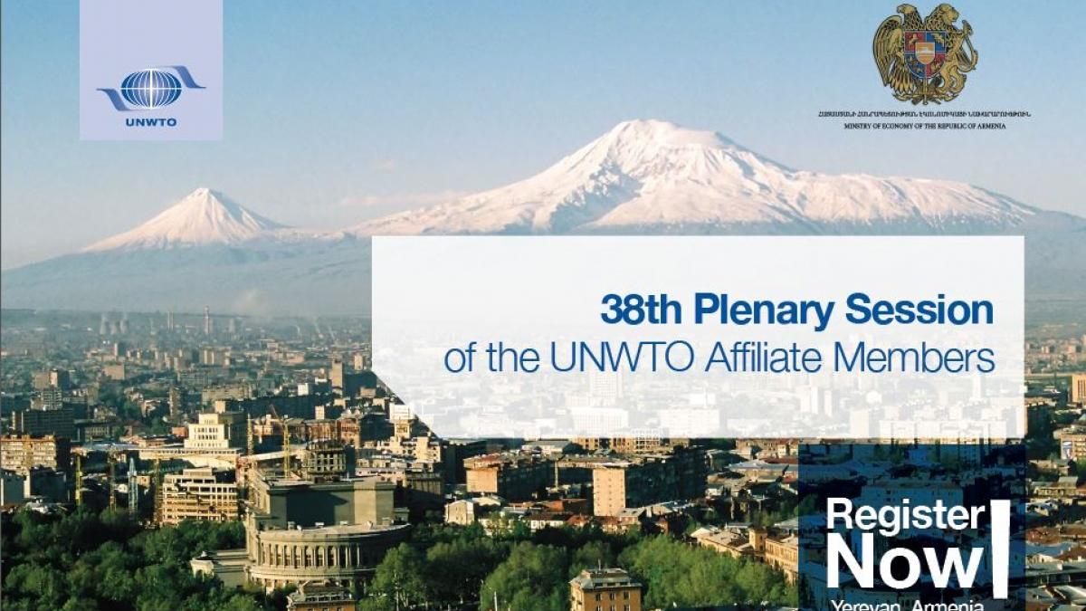 38th UNWTO Affiliate Members Plenary Session