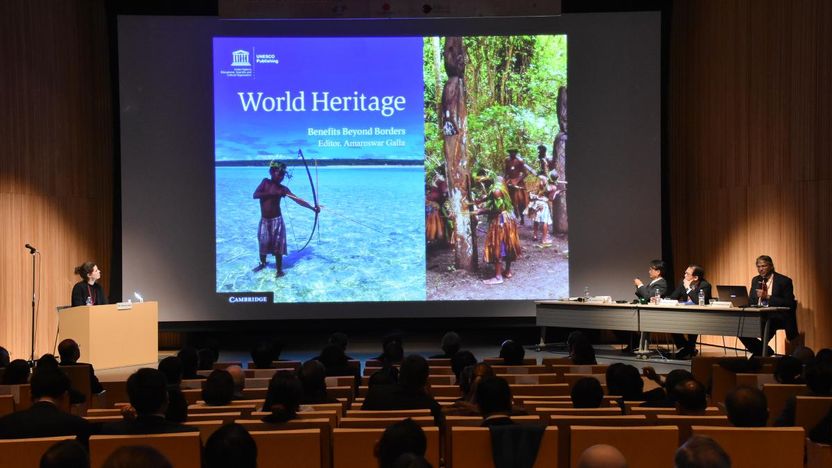 Conference Report: UNWTO International Conference on Heritage Tourism - How Do We Foster, Present and Preserve World Treasures?