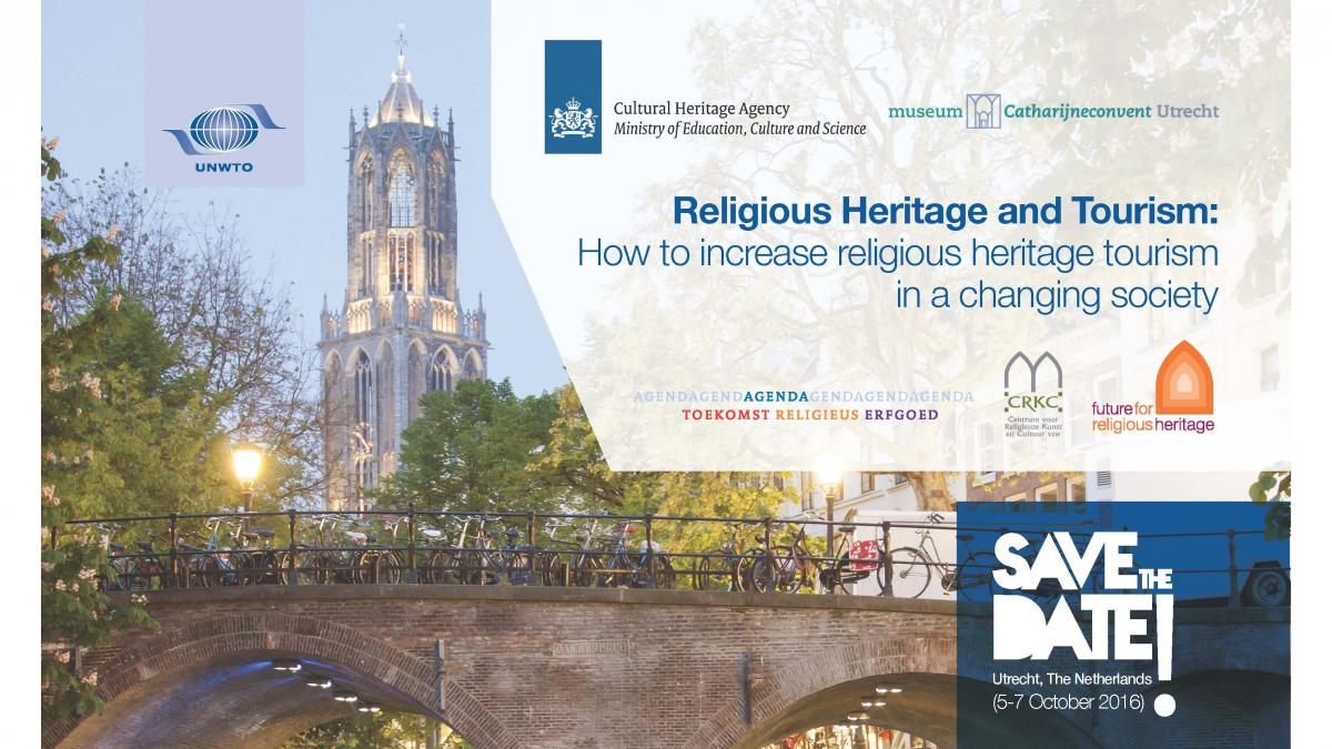 Conference on Religious Heritage and Tourism: How to increase religious heritage tourism in a changing society