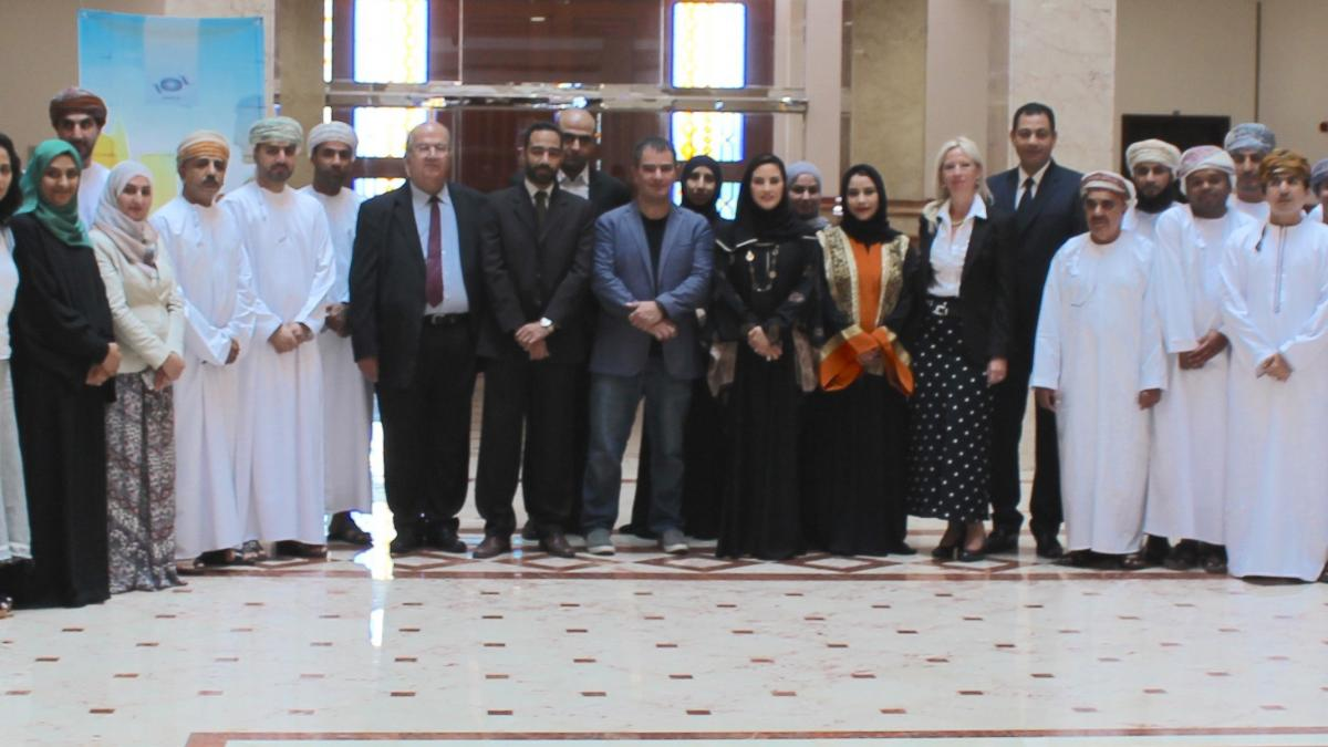 The UNWTO workshop in Oman on Tourism Strategic Planning​-​Investment​ ​started on 29th May