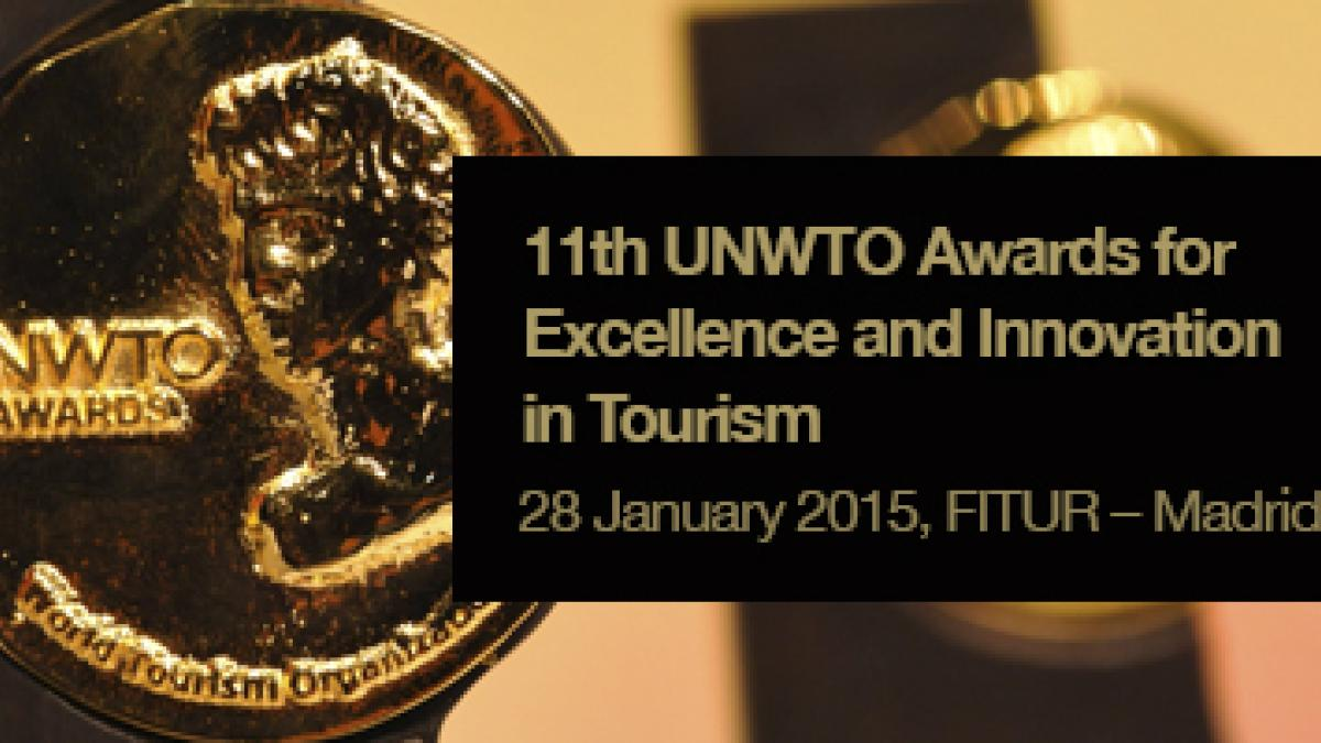 Clone of 11th UNWTO Awards for Excellence and Innovation in Tourism - Ceremony & Gala Dinner