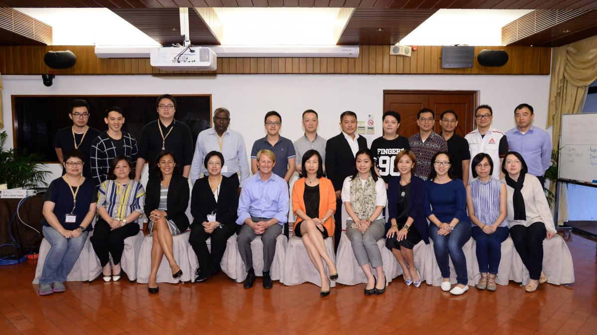 "IFT and Cornell University School of Hotel Administration co-organise Executive Development Programme  on ""Leadership and Motivation"""