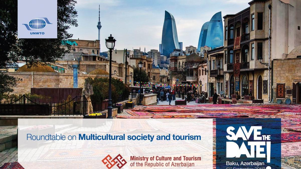 """Roundtable on """"Multicultural Society and Tourism"""""""