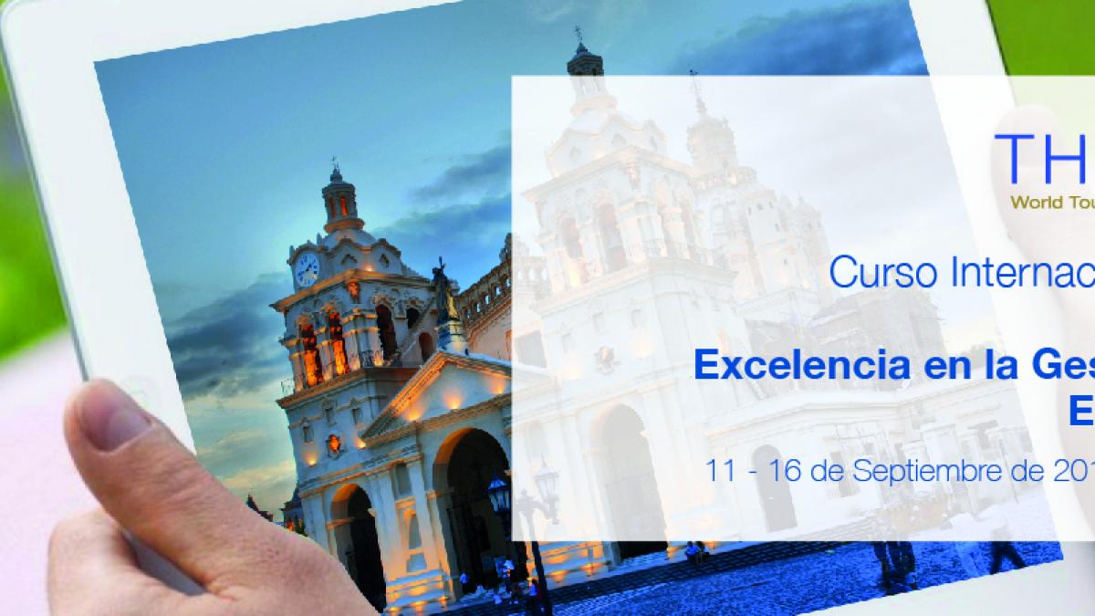 """UNWTO course in Argentina on """"The digital tourist"""" from 11 to 16 September in Córdoba, Argentina"""