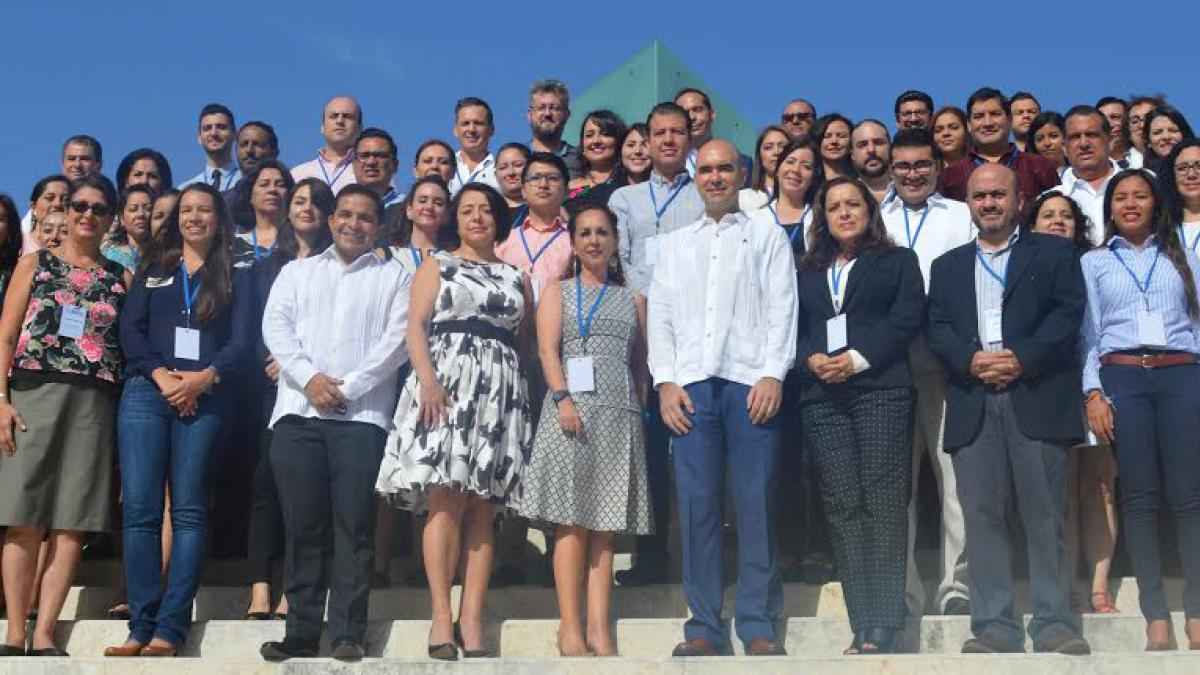 """Inaugurated the UNWTO regional course in Mexico on """"Excellence in Tourism Marketing: Social media in the tourism destination"""""""
