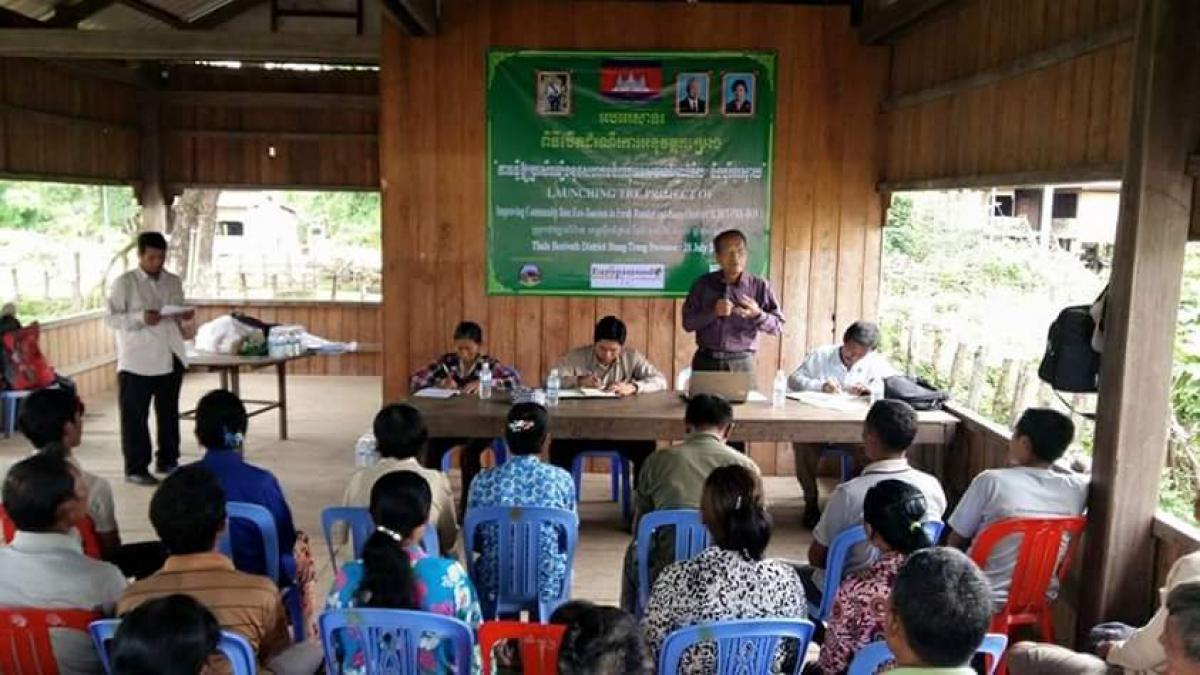 UNWTO Project to Help Strengthen Community-based Ecotourism Initiatives in Northeastern Cambodia