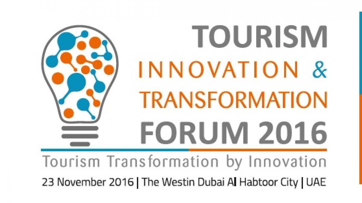 Tourism Innovation and Transformation Forum 2016