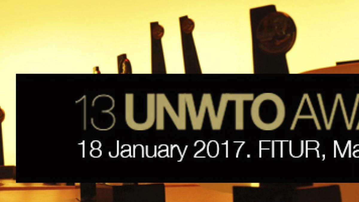 13th UNWTO Awards